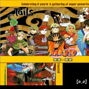 Naruto Tails