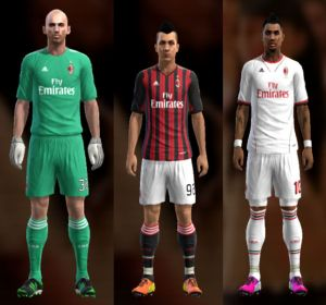 AC Milan 13-14 Leaked By Ramz