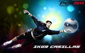 Iker Casillas Latest Hd Wallpaper 2013 08