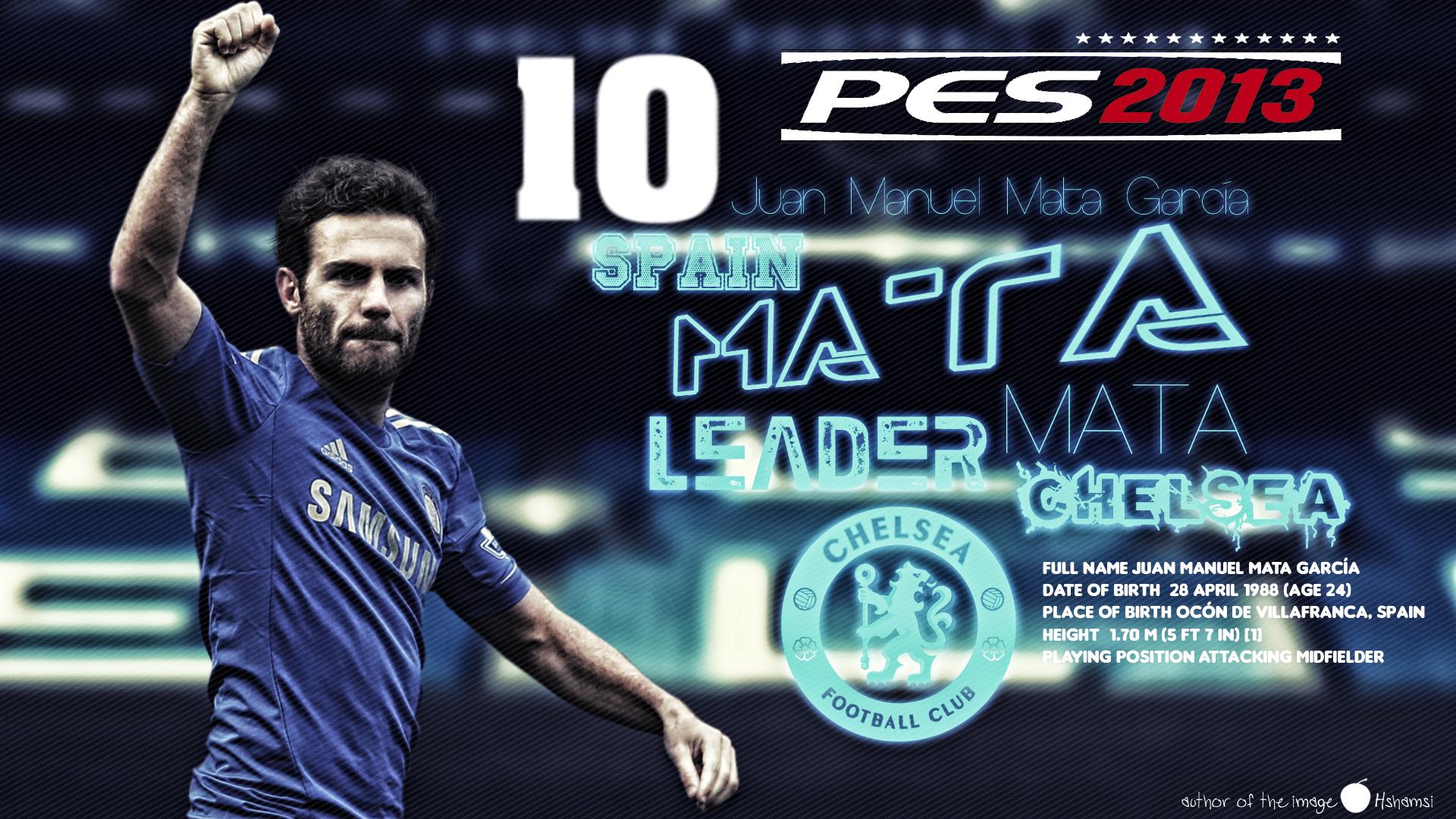 Chelsea Start Screen PES 2013 13-14
